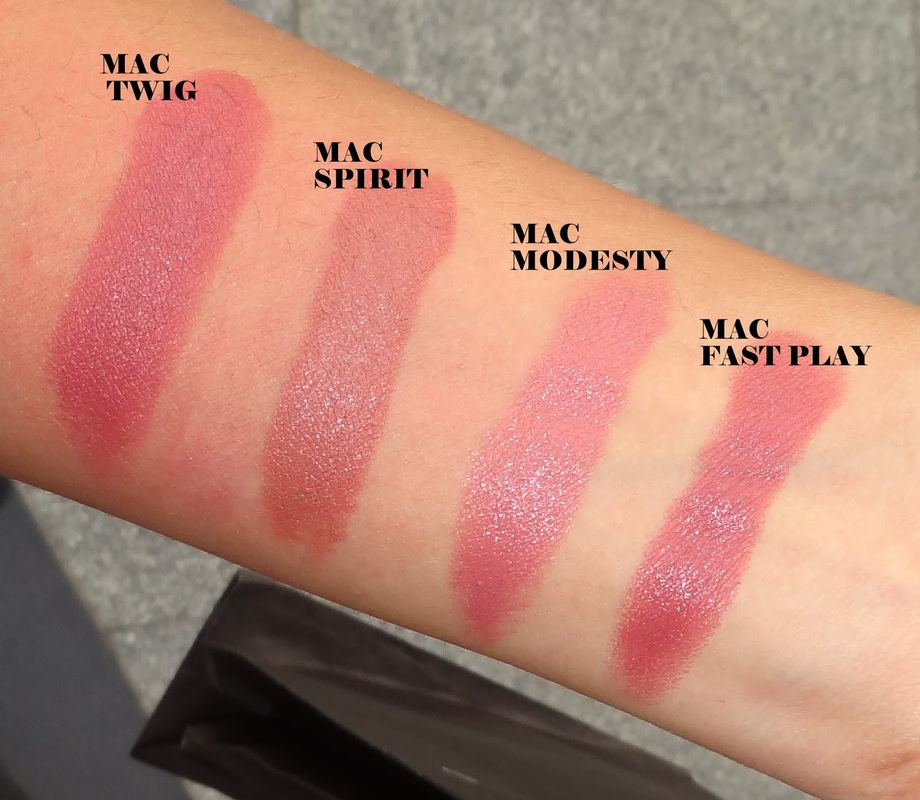 modesty  thalia nyx totally toffee maybelline fast play  kate